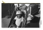 Nasa Chimp, 1961 Carry-all Pouch
