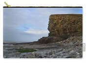 Nash Point In Wales Carry-all Pouch