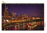 Nashville And General Jackson Carry-all Pouch