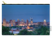 Nashville By Night 1 Carry-all Pouch