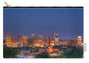 Nashville By Night Carry-all Pouch