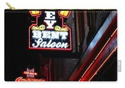 Nashville Neon Signs  Carry-all Pouch