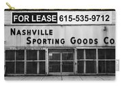Nashville Sporting Goods Carry-all Pouch
