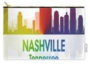 Nashville Tn 1 Vertical Carry-all Pouch