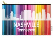 Nashville Tn 2 Squared Carry-all Pouch