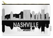 Nashville Tn 4 Squared Carry-all Pouch