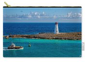 Nassau Harbor Lighthouse Carry-all Pouch
