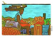 Nassau Fruit Seller At Waterside Carry-all Pouch