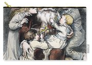 Nast: Christmas, 1879 Carry-all Pouch