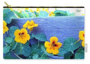 Nasturtium Box Carry-all Pouch