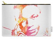 Nat King Cole Watercolor Carry-all Pouch