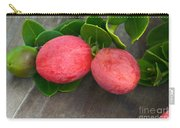 Natal Plums On Branch Carry-all Pouch