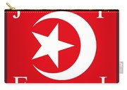 Nation Of Islam Flag Carry-all Pouch