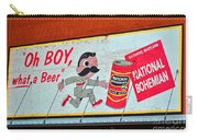 National Bohemian Carry-all Pouch