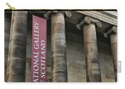 National Gallery Of Scotland  Carry-all Pouch