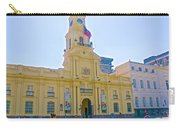 National History Museum On Plaza De Armas In Santiago-chile Carry-all Pouch