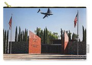 National Medal Of Honor Memorial Fly Over Carry-all Pouch