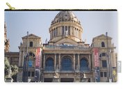 National Palace Barcelona Carry-all Pouch