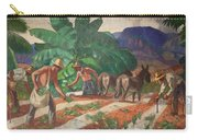National Park Service - Tropical Country Carry-all Pouch