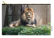 National Zoo - Luke - African Lion Carry-all Pouch