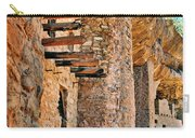 Native American Cliff Dwellings Carry-all Pouch