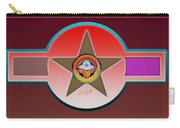 Native American Red Carry-all Pouch