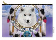 Native Indian Wolf Spirit Carry-all Pouch