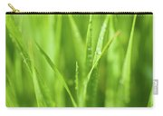 Native Prairie Grasses Carry-all Pouch