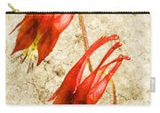 Native Virginia Columbine Carry-all Pouch