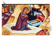 Nativity At Shepherd Field Carry-all Pouch