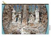 Nativity Barcelona Carry-all Pouch