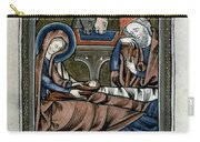 Nativity: Illumination Carry-all Pouch by Granger