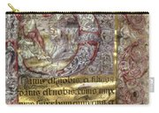 Nativity In An Initial P Carry-all Pouch