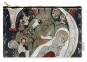 Nativity/croatian Carry-all Pouch