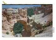 Natural Arch Bryce Canyon - Utah Carry-all Pouch