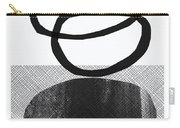 Natural Balance- Abstract Art Carry-all Pouch