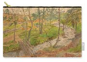 Natural Beauty Of Grindleford Carry-all Pouch