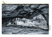 Natural Bridge Golden Arch Bw Carry-all Pouch
