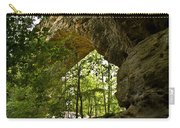 Natural Bridge Arch Carry-all Pouch