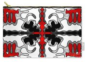 Natural Chaos Abstract Bliss Design By Omashte Carry-all Pouch