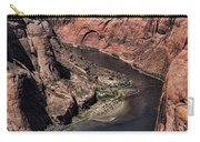 Natural Colorado River Page Arizona  Carry-all Pouch