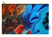 Natural Formation Carry-all Pouch by Sharon Cummings
