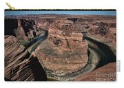 Natural Horseshoe Bend Arizona  Carry-all Pouch