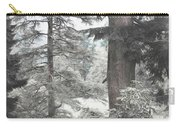 Natural Magnetism. Shabby Chic Collection Carry-all Pouch