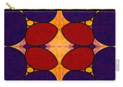 Naturally Dimensional Abstract Bliss Art By Omashte Carry-all Pouch