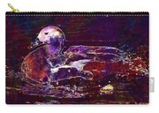 Nature Animals Duck Lake  Carry-all Pouch