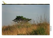 Nature Bonzai In The Evening Sun Carry-all Pouch