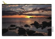 Nature Coast Sunset Carry-all Pouch