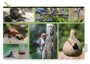 Nature Collage Carry-all Pouch