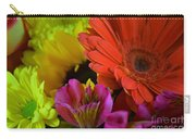 Nature Colorful Bouquet Carry-all Pouch